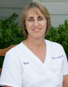 Robin, Dr. Haley's Certified Dental Assistant